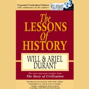 Durants Lessons of History